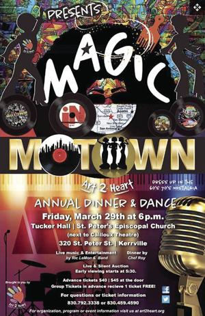 A2H's 'Magic of Motown'slated for March 29