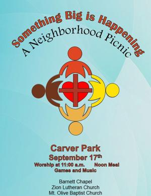 Area churches plan picnic Sunday