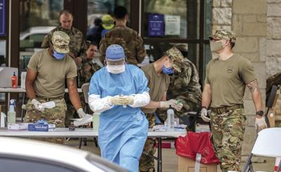 National Guard to provide free COVID-19 testing tomorrow, no appointment needed