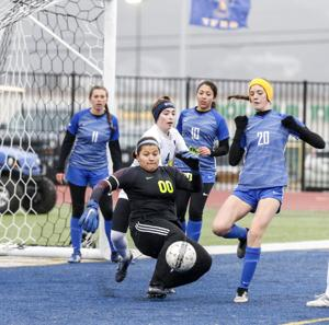 Lady Antlers fall to Champion