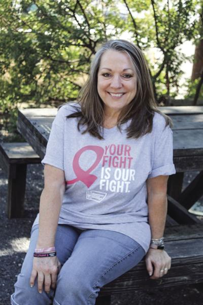 Cancer walk has special meaning for Carpenter