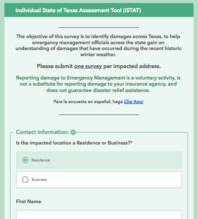 County: Damage reporting by citizens required to receive FEMA help