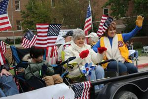 Host of Veterans Day activities planned for area