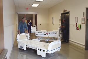 'Smart beds'  replace old patient beds at PRMC