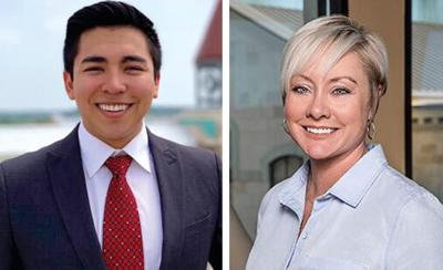 Garcia, Clarkson elected to Kerrville City Council