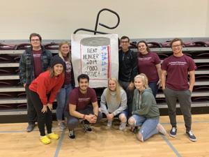 SU leadership class hosts 'Beat Hunger' drive