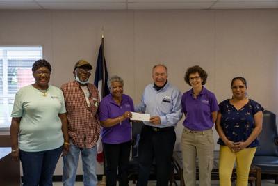 HCTC donates $20K to local organizations