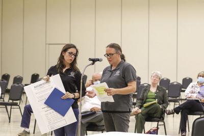 County hosts workshop on VSO position