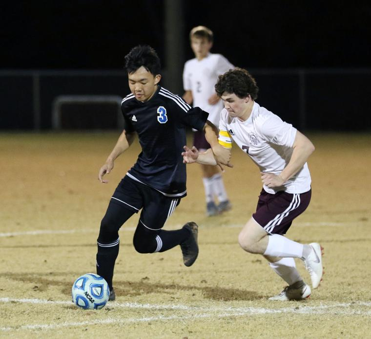 OLH soccer opens with loss to St. Anthony's