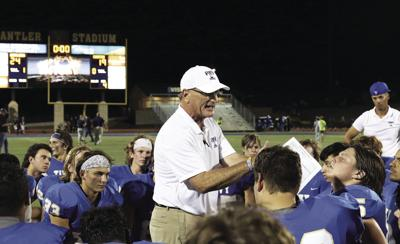 Closing in: Jones to be second winningest coach in Tivy history