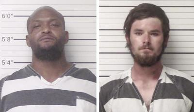 KPD arrests two on deadly weapon assault charges