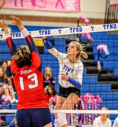 Lady Antlers fall to Cornerstone