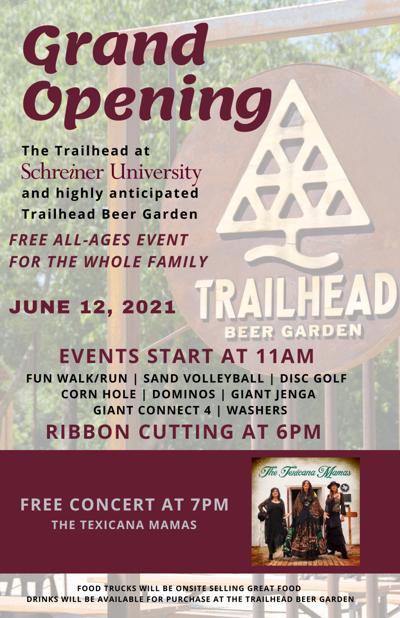 Public invited to SU Trailhead Beer Garden Grand Opening