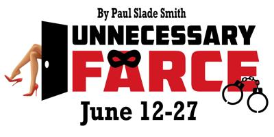 'Farce' opens Friday at Point Theatre