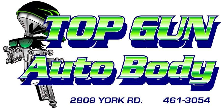 Top Gun Auto Body