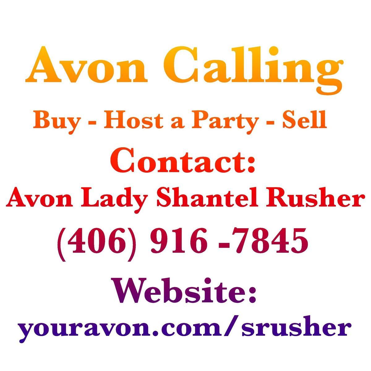Avon Calling image 1