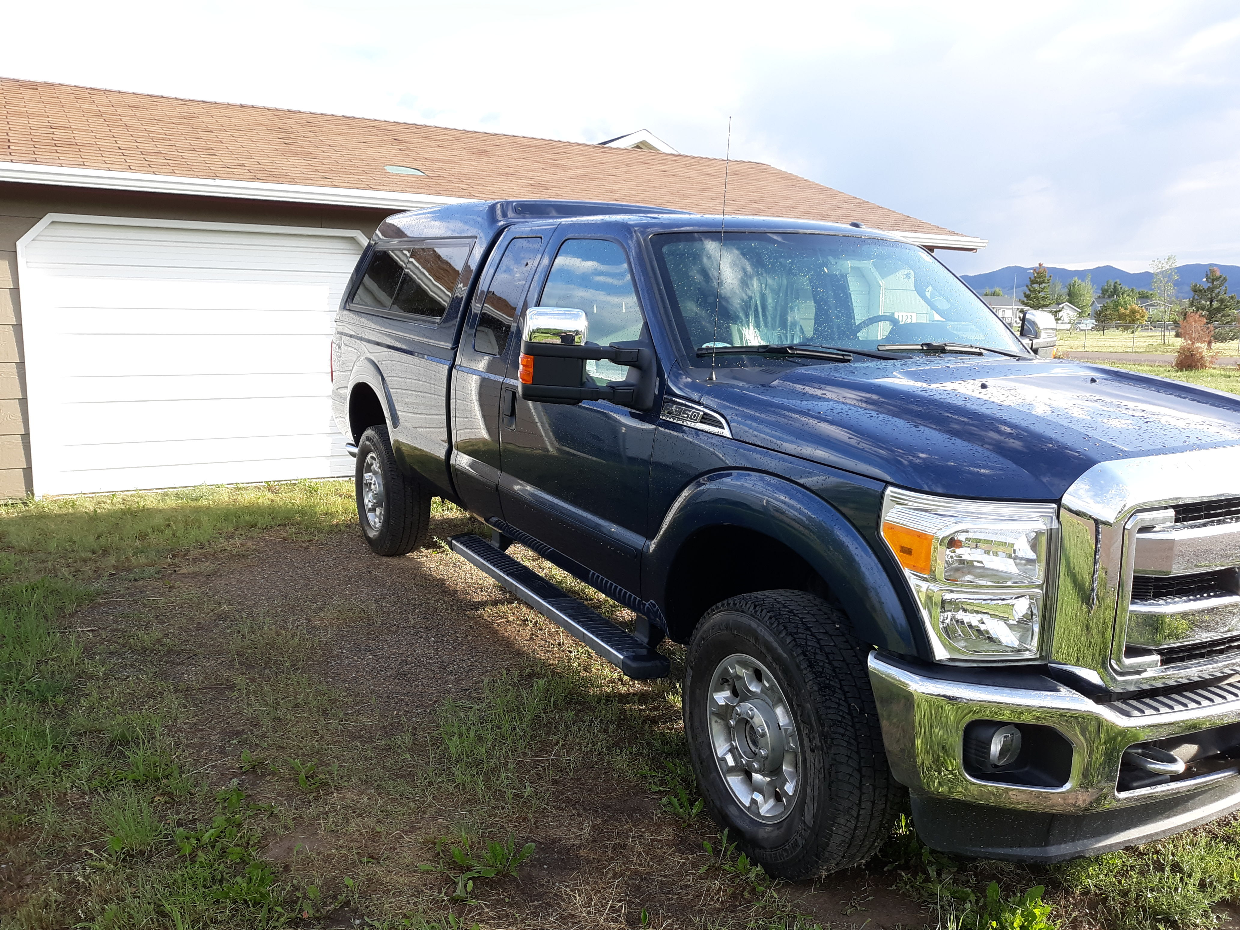 Ford F-350 2016 Under 19,000 MILES!! image 2