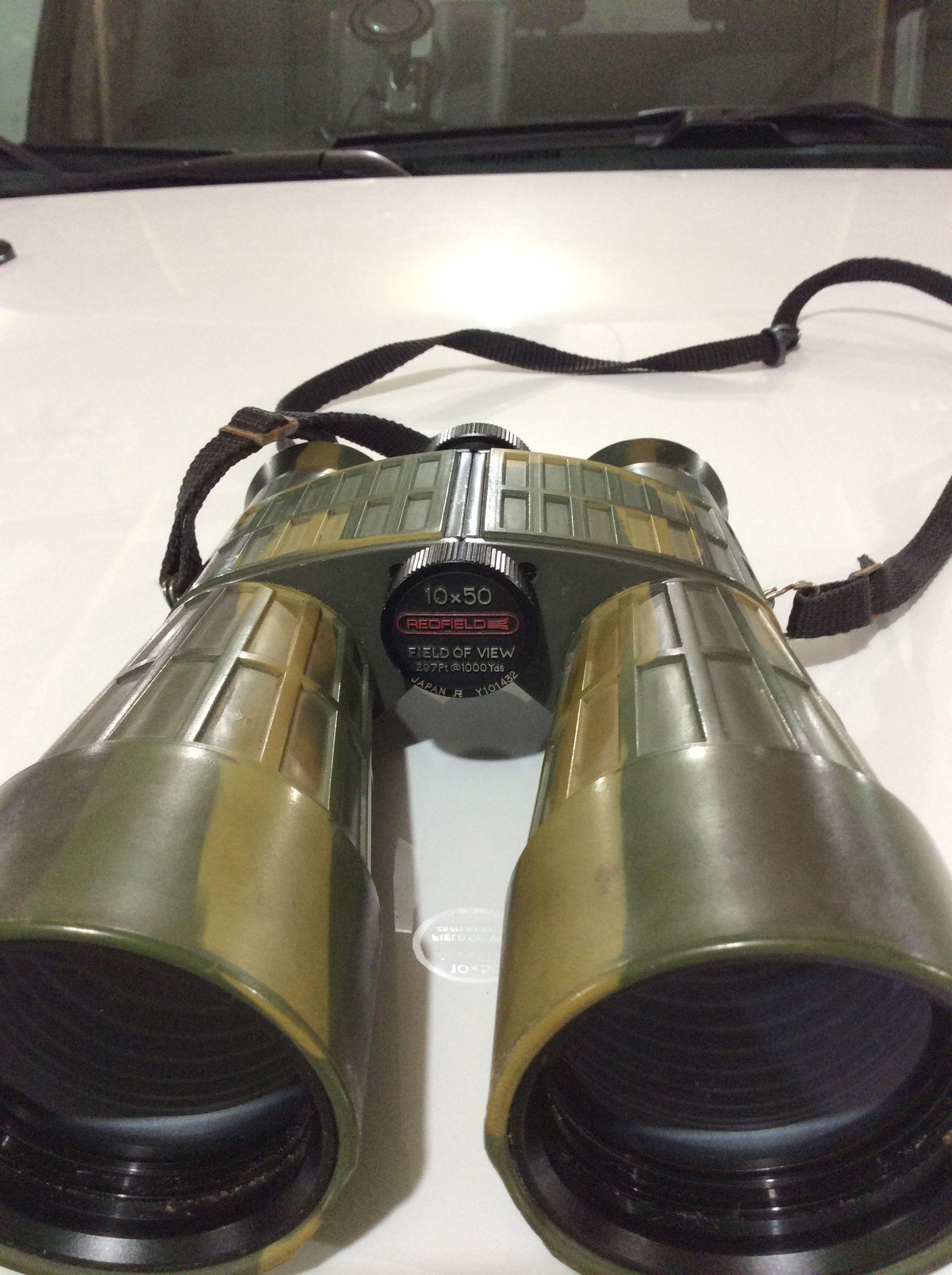 Redfield 10x50 Binoculars image 1