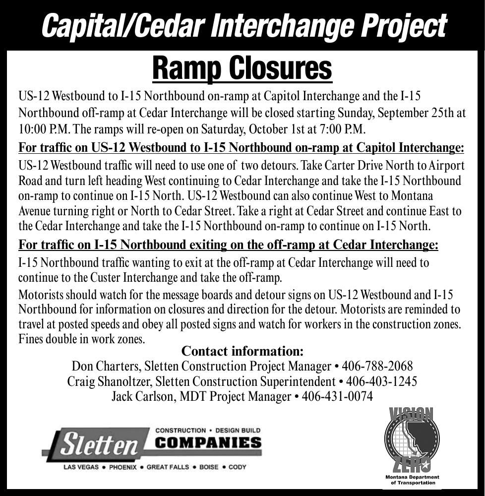 Capital/Cedar Interchange Project