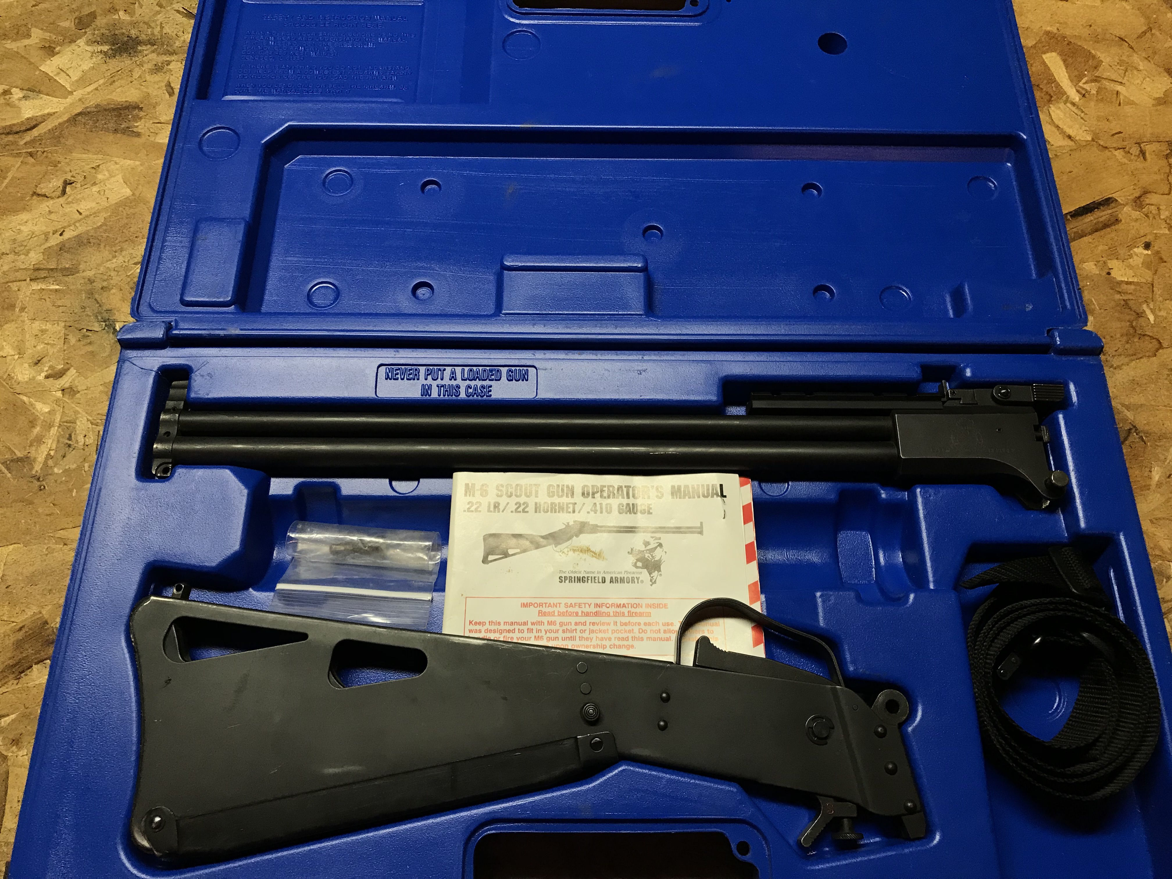 Springfield M6 Scout For Sale image 1