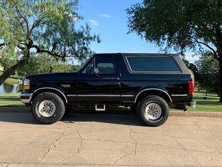 1992 Ford Bronco 4x4 image 1
