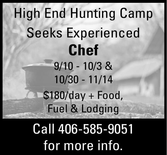 High End Hunting Camp