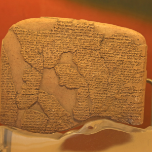 1259 B.C.: Egyptian–Hittite Peace Treaty