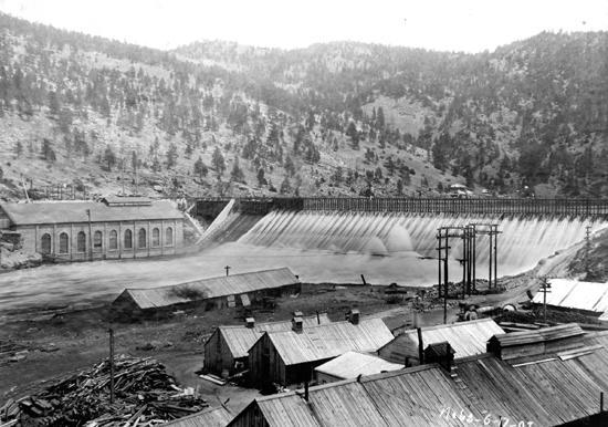 Original Hauser Dam fell to mighty Missouri