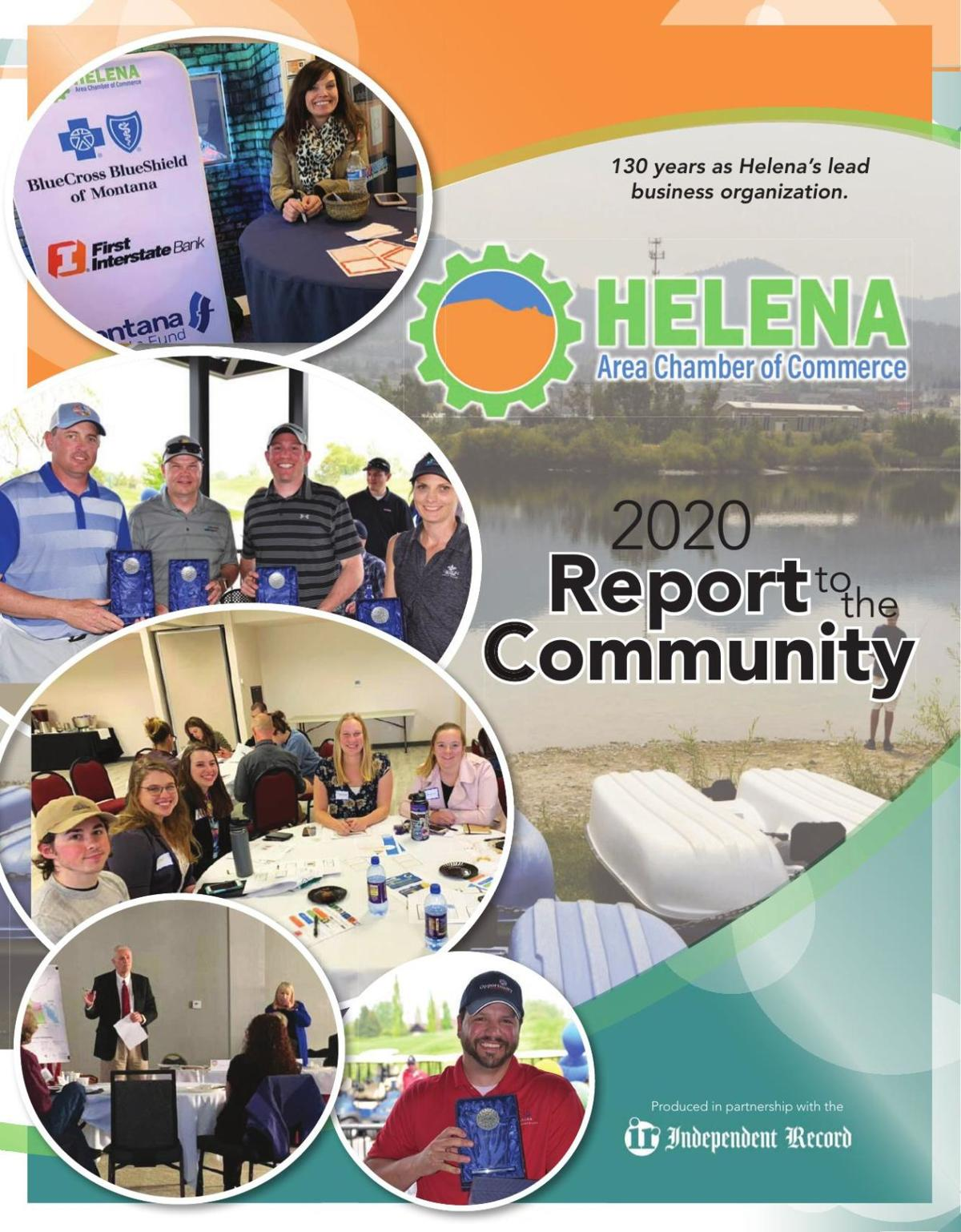 Helena Chamber Report to the Community 2020