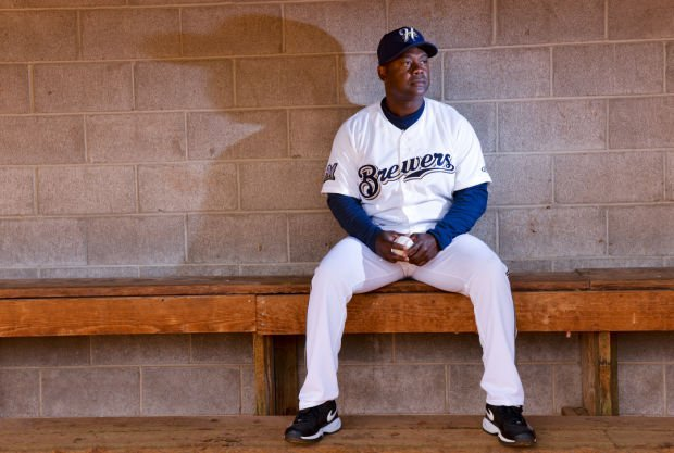 Brewer manager Tony Diggs