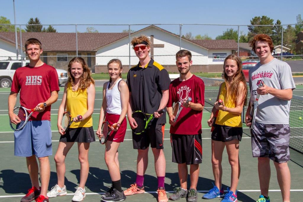 2018 AA Tennis qualifiers photo