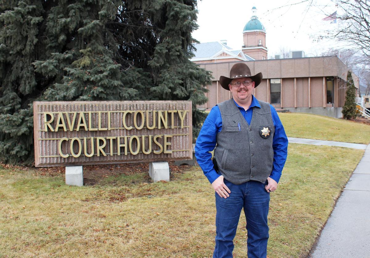 Ravalli County Sheriff Steve Holton