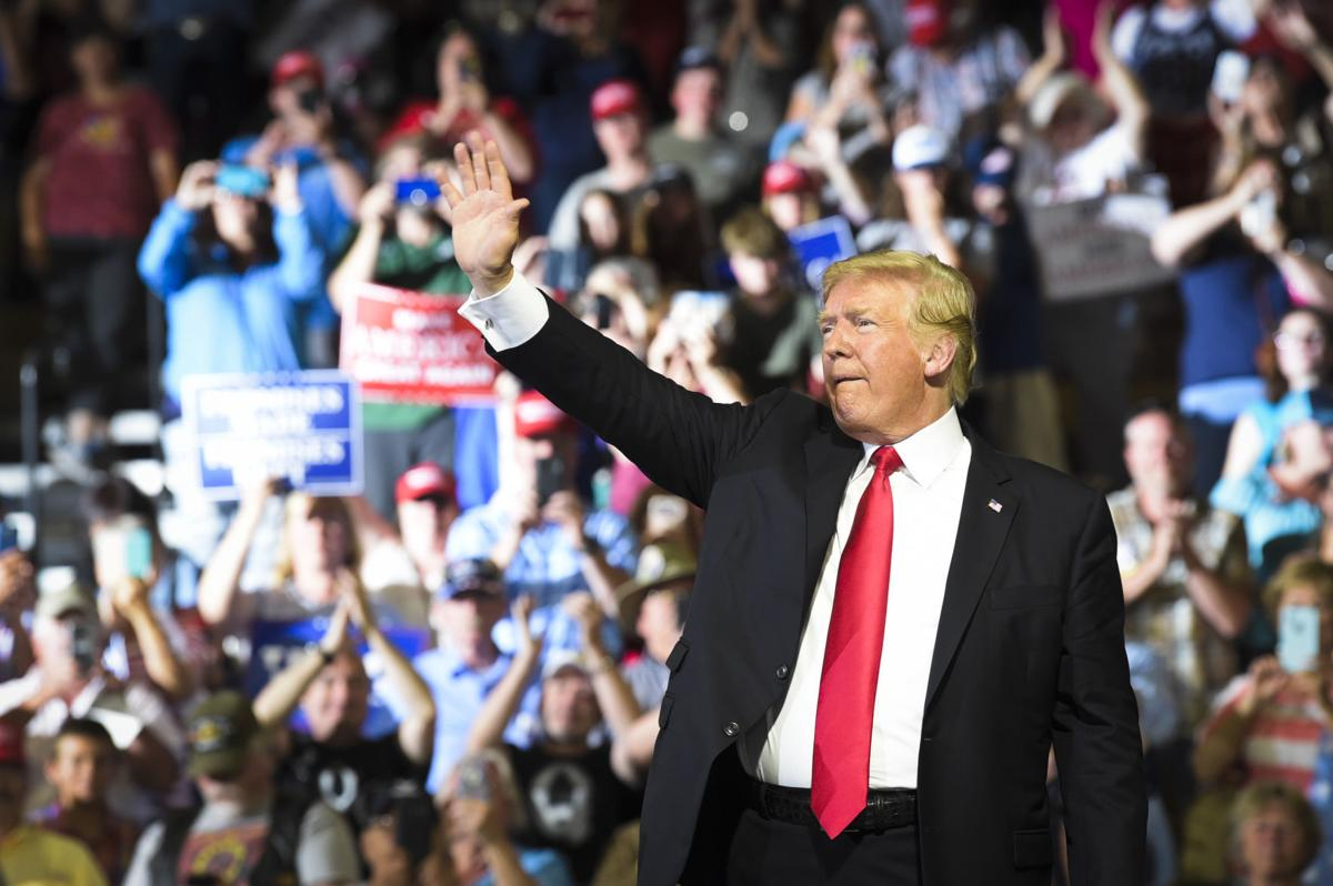 Donald Trump — 2018