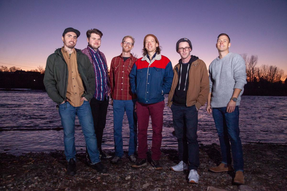 Kicking off August's music, will be Shakewell, a fun funk band out of Missoula.