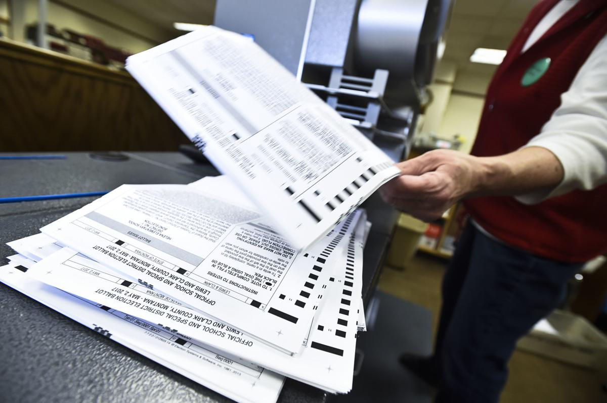 Montana Democrats Want Green Party Off Ballot Saying They Didnt