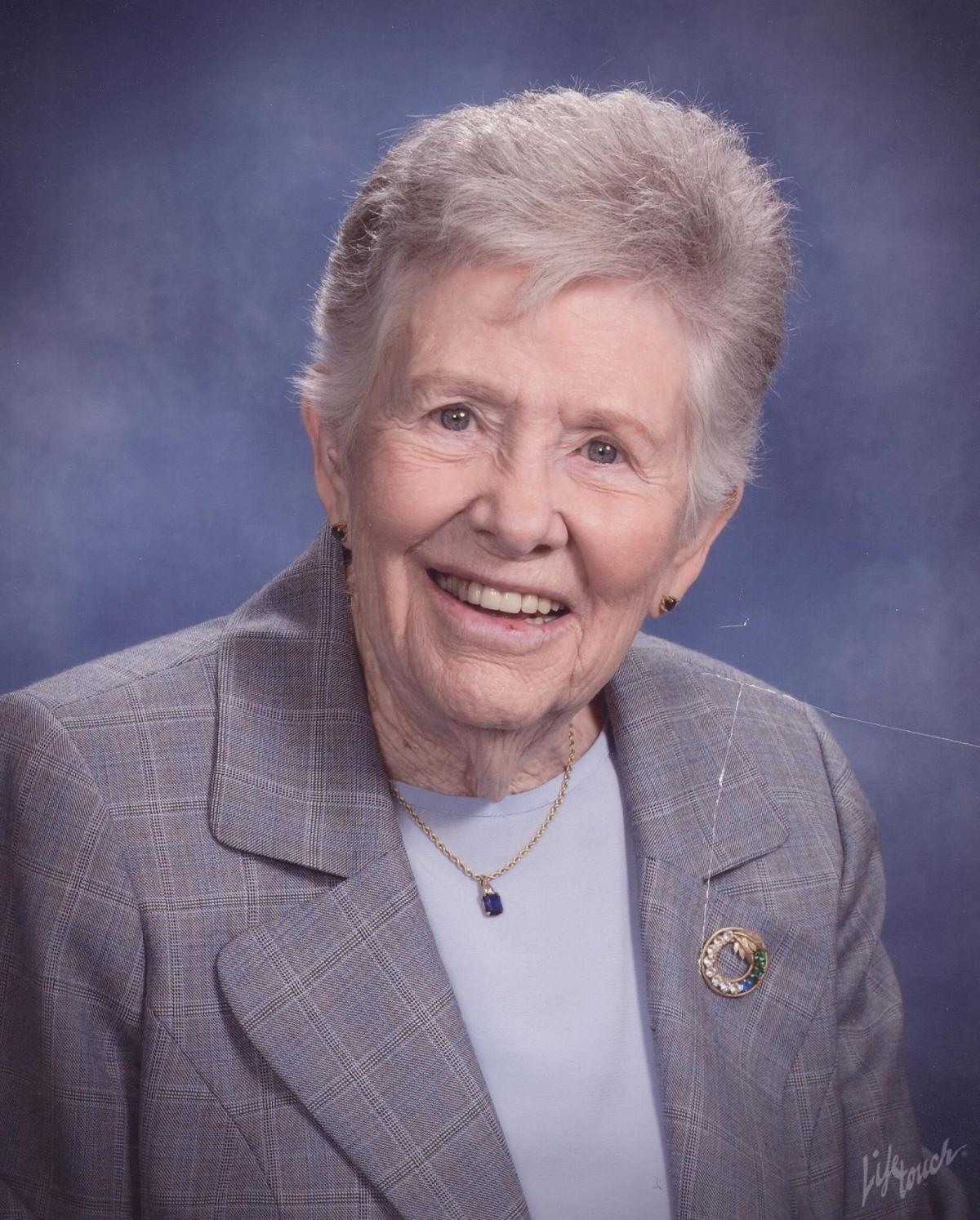 Munger, Mary D.