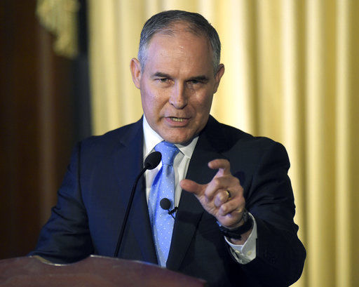 Interior, EPA chiefs: No plans to pay back charter flights