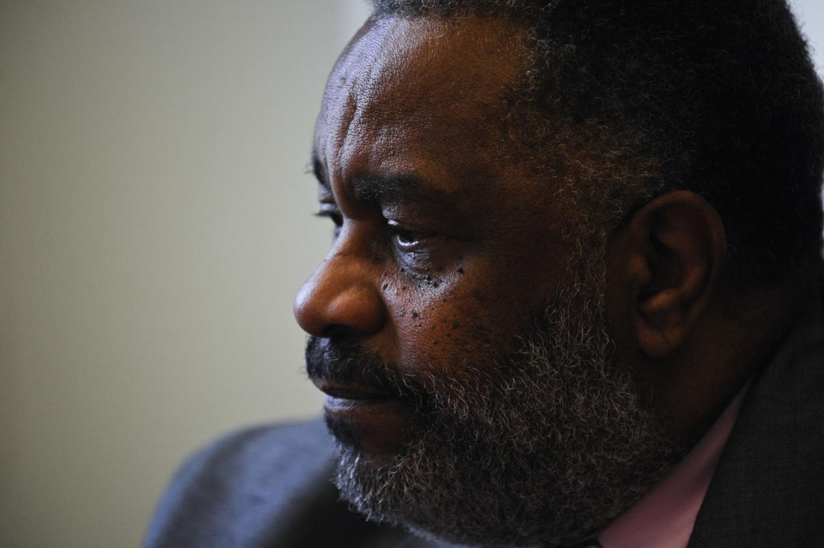 After a wrongful conviction in 1985 Anthony Ray Hinton