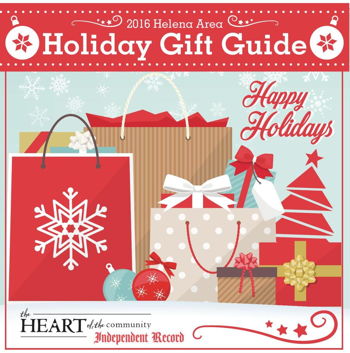 Helena Holiday Gift Guide