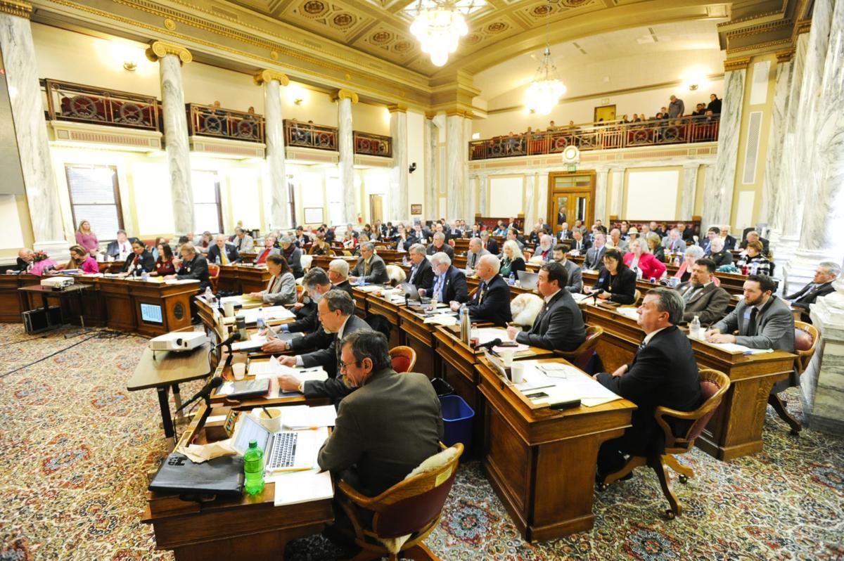 The Montana House of Representatives