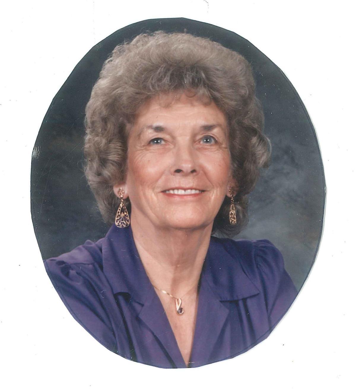 Lavinia Marie Thomas (Zook)