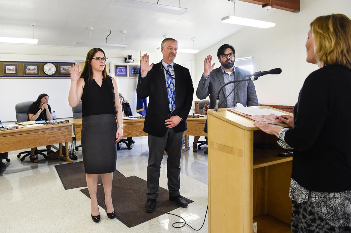 New Helena School Board Trustees