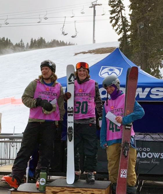 Konnor Ralph wins Oregon rail jam event