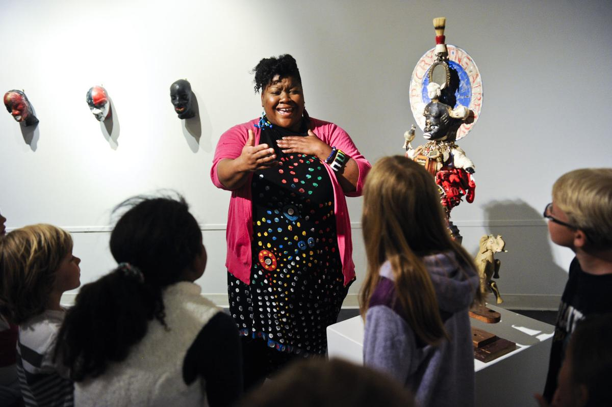 Vanessa German Cultural Crossroads at Holter Museum