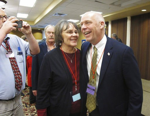 Political fortunes in Montana rise and fall over money