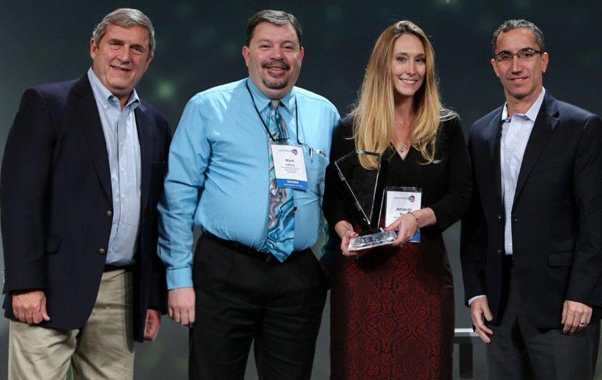 Davis Business Machines honored