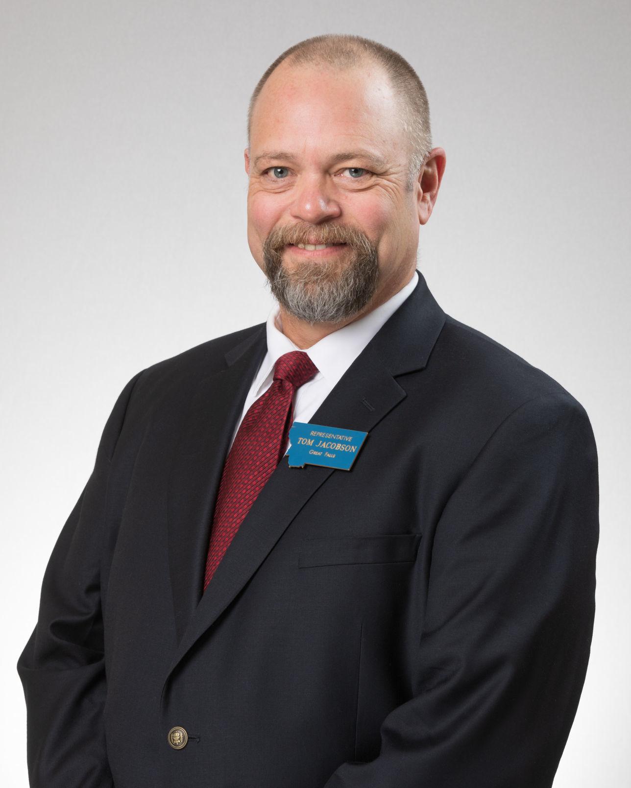 Sen. Tom Jacobson (D-Great Falls)