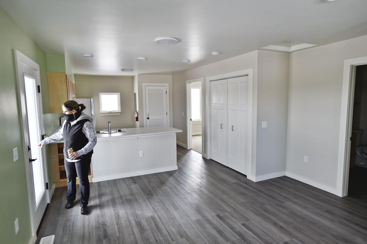 Rocky Mountain Development Council's Red Alder housing