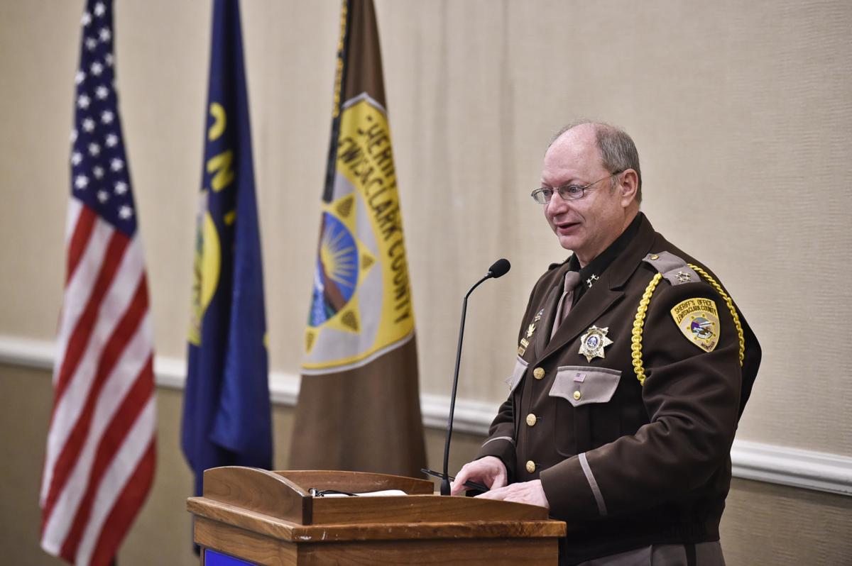 Lewis & Clark County's new sheriff/coroner office swears in 52