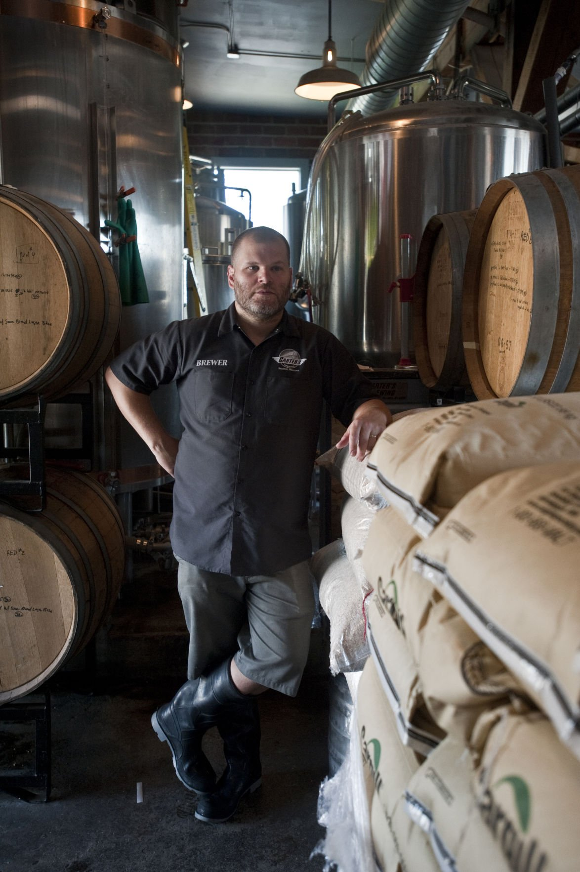 TLBP -- Carter's Brewery